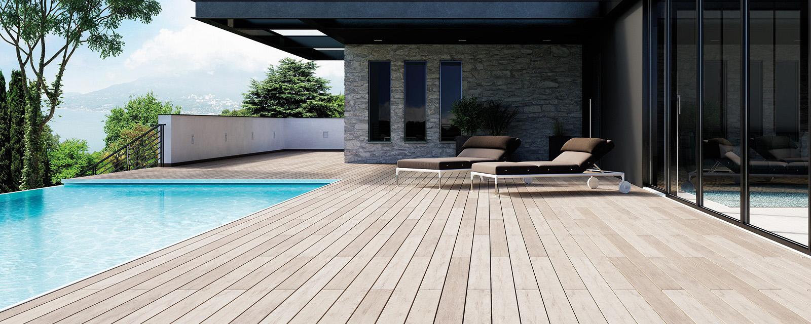 Pavimenti Per Terrazzi Esterni candiano venceramica - piastrelle per esterni, che materiale